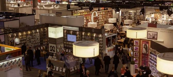 Thekla Verlag auf der Frankfurter Buchmesse 2015